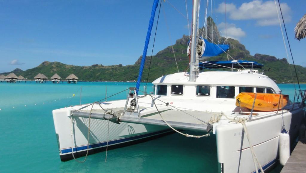 lagoon 380 poe charter
