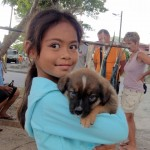huahine girl beautiful